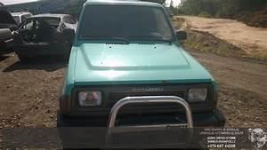 Daihatsu Feroza 1993 1 6 Mechanin U0117 2  3 D  2014