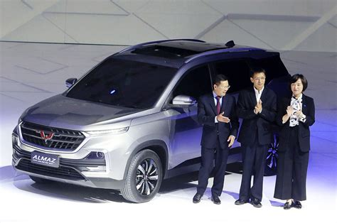 Wuling Almaz Picture by Wuling Launches New Suv To Boost Brand Awareness