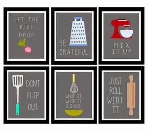 Cute kitchen printables For the Home Pinterest