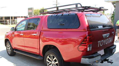 Toyota Roof Rack by Toyota Hilux Oem Canopy Roof Rack