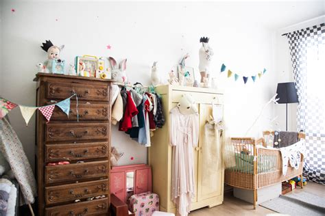 Eclectic Kid's Rooms You Will Love-petit & Small