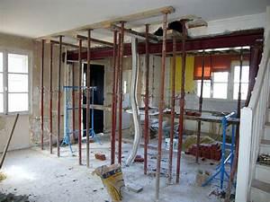 comment renforcer un mur porteur la reponse est sur With maison sans mur porteur 10 comment construire un mur en parpaing leroy merlin