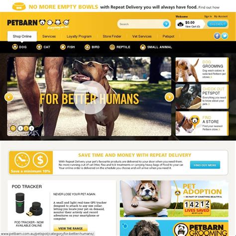Pet Barn Promo Code by Petbarn 20 Only Ozbargain