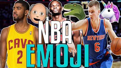 guess  nba player  emoji part  kotq youtube