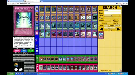 evilswarm deck profile 2017 evilswarm deck list deck profile yu gi oh the best
