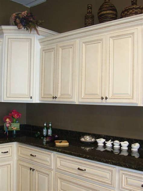 Kitchen Backsplash Ideas White Cabinets - an antique white kitchen cabinet and furniture yes or no home and cabinet reviews