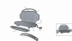 Page 3 Of George Foreman Electric Grill Grp46r User Guide