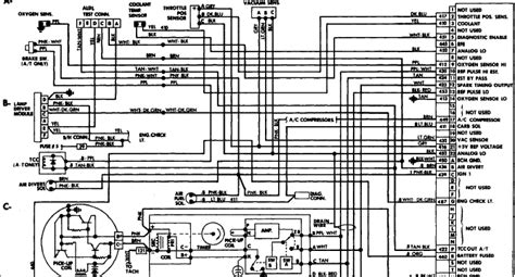 1985 S10 Wiring Diagram by I Need A Complete Set Color Wiring Diagrams For A