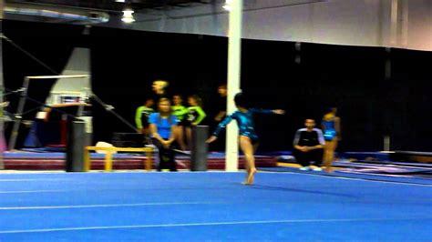 level 3 gymnastics floor routine level 4 gymnastics floor routine joelle empire gymnastics