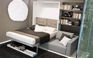 kinderzimmer skandinavisch schrankbett sofa swing system clei schrankbetten mit sofa