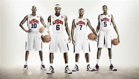 Basket : Nike dévoile les maillots du Team USA pour les JO ...