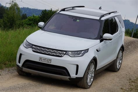 land rover discovery testbericht land rover discovery