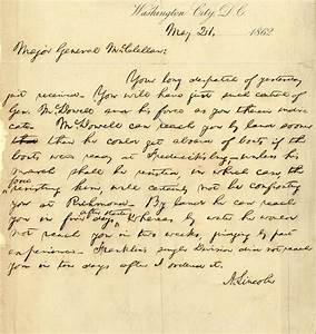 in a wartime telegram a look at a frustrated lincoln With abraham lincoln letter for sale