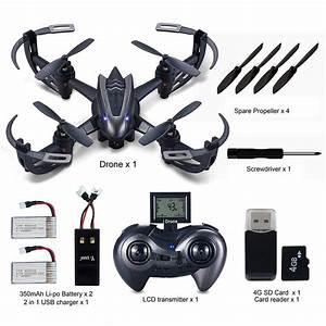 Drohne Mit Kamera Test : hasakee rc quadcopter drohne mit 720p hd kamera 6 achsen ~ Kayakingforconservation.com Haus und Dekorationen