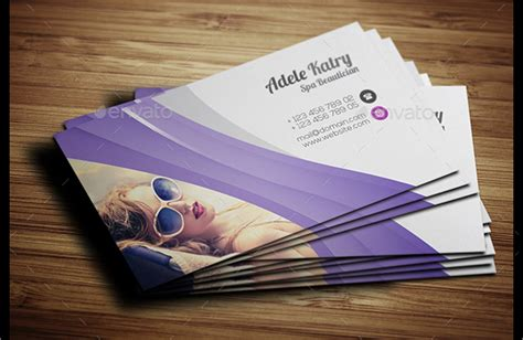 fashion business card templates ai word pages