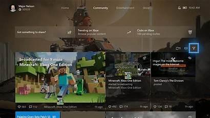 Xbox Dashboard Fluent Whats Overhaul Latest Getting