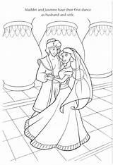 Coloring Husband Wife Pages Colouring Wedding Disney Getdrawings Printable Getcolorings sketch template