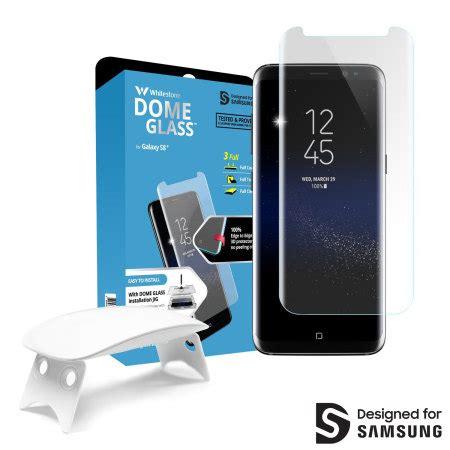 Whitestone Dome Glass Samsung Galaxy S8 Full Cover Screen