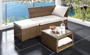 Rattan Gartenmöbel Ikea : gartenm bel aus polyrattan von hornbach ~ Buech-reservation.com Haus und Dekorationen
