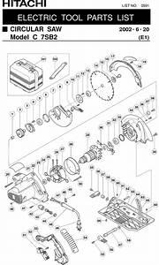 Hitachi C7sb2 Parts