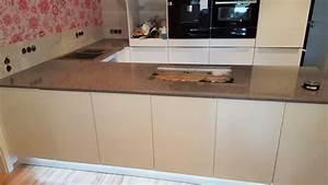 Silestone Arbeitsplatte Preise : stuttgart chrome silestone arbeitsplatten ~ Michelbontemps.com Haus und Dekorationen