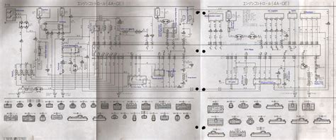 Connector Pinout Schematic Toyota Nation Forum