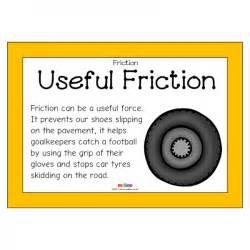 friction science ks