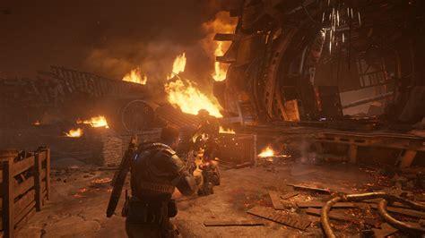 GeForce.com Gears of War 4 Effects Texture Detail ...