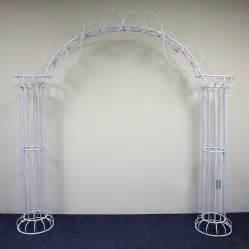 wedding arbor ebay beautiful wedding arch display column party