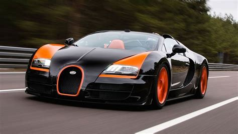 How Much Is A Bugatti Veyron 2015