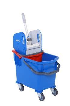 double bucket mop trolley  buy double mop wringer