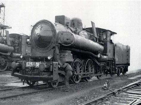 Fs 625; Fs 623 грузопассажирский паровоз