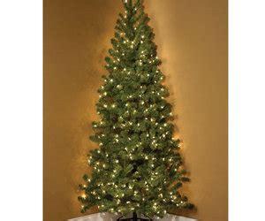wall hanging pre lit christmas tree the green head