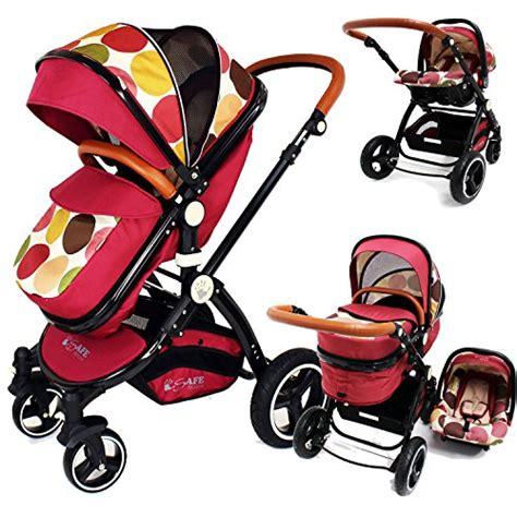 safe system cm trio travel system pram luxury