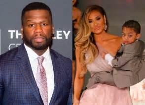 Preciousness 50 Cent & Daphne Joy Celebrate Son's 5th