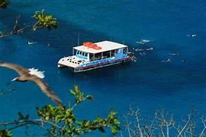 Fernando De Noronha Boat Cruise Sancho Bay Swim And