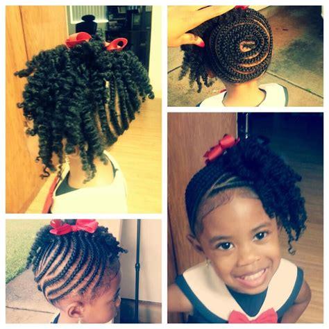 natural black kids hairstyles fade haircut