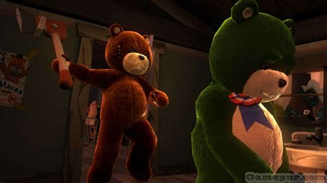 naughty bear patch  dlc
