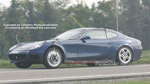 Ferrari 4x4 : spy photos ferrari 612 scaglietti facelift 4x4 ~ Gottalentnigeria.com Avis de Voitures