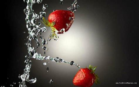 les fonds de cuisine fond d 39 écran fraise n 4159 fondecranmagique com