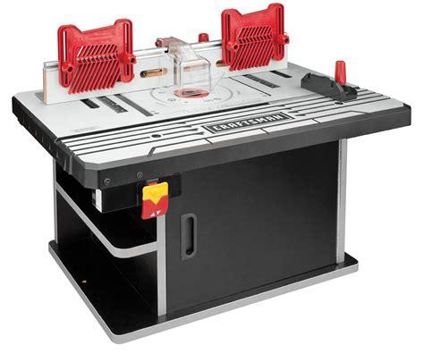 Premium Die Cast Aluminum Router Table An Extra Guiding