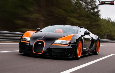 car bugatti bugatti veyron grand sport vitesse world record car