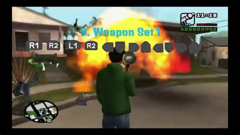 10 Funny And Useful Mods/cheat Codes For Gta San Andreas