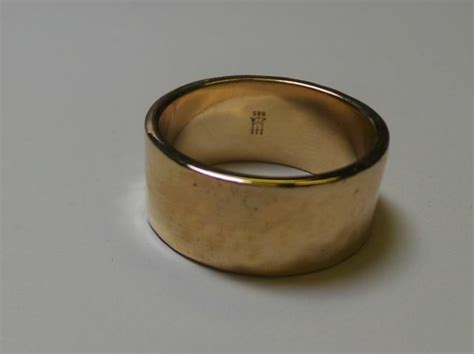 James Avery Refleccion Wedding Band14kt Gold