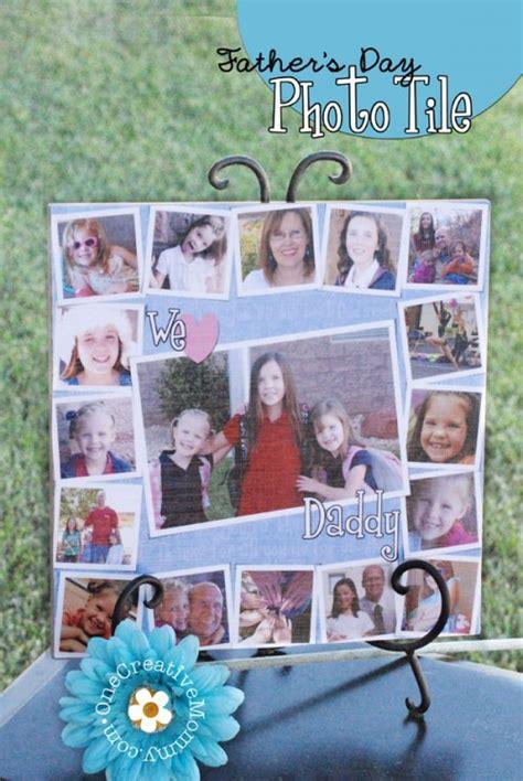 fathers day photo gift onecreativemommycom