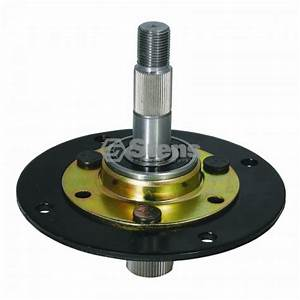 Spindle Assembly    Mtd 753