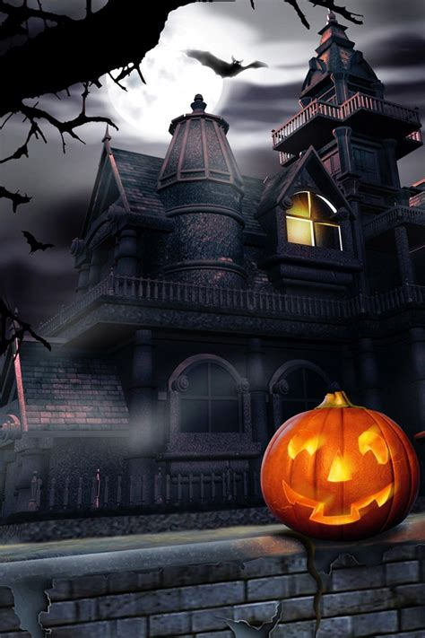 Great America Halloween Haunt 2013 by Holiday Mobile Phone Wallpapers Hd Phone Wallpapers Img 4