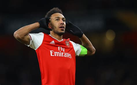 Aubameyang 'doesn't need' trophies to highlight his ...