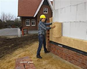 Hauswand Abdichten Außen : wand und fassade d mmen ~ Michelbontemps.com Haus und Dekorationen