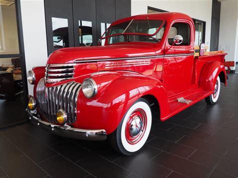 Pre War Patina Chevrolet Pickup